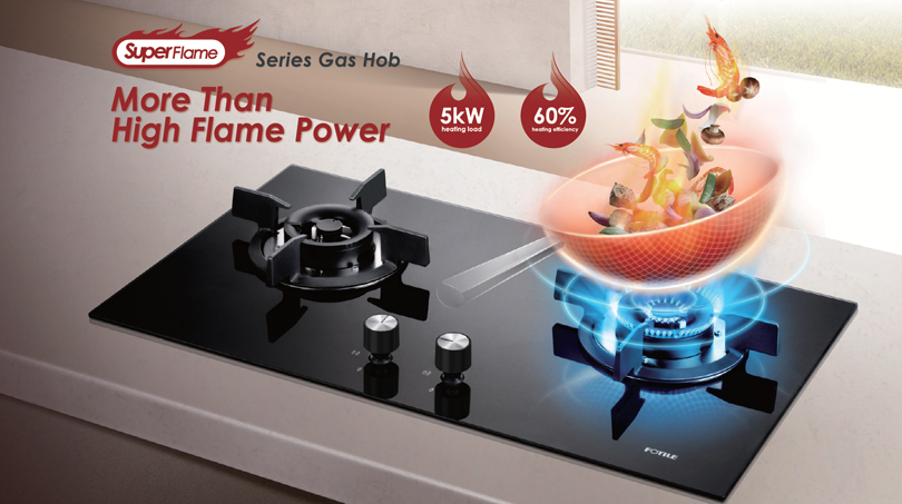 More Than High Flame Power