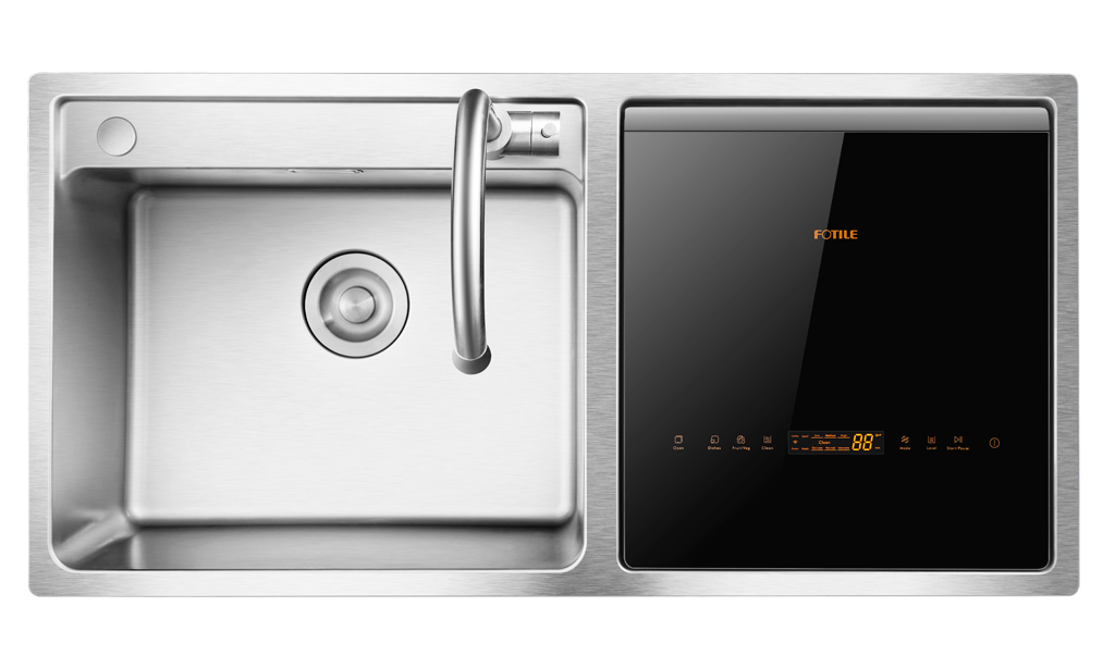 FOTILE Kitchen Appliances Malaysia | Sink Dishwasher | SD2F-P1X